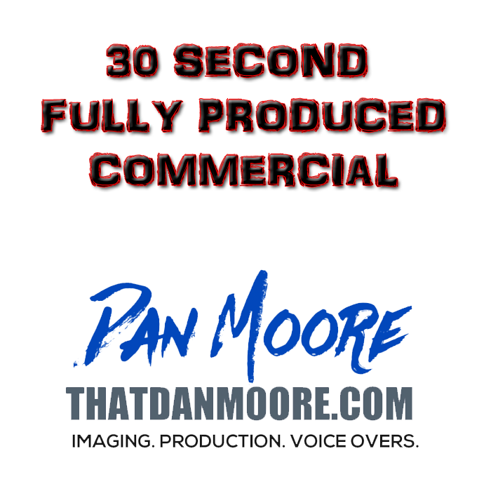 30 Second Fully Produced Commercial
